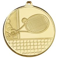 Frosted Glacier Tennis Medal  </br>AM2011.01